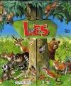 Les - Otevři a čti (12 malých leporel uvnitř) obálka knihy