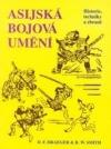 Asijská bojová umění obálka knihy