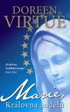 Marie, královna andělů obálka knihy
