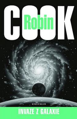 Invaze z galaxie obálka knihy