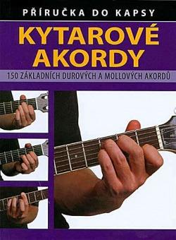 Kytarové akordy obálka knihy