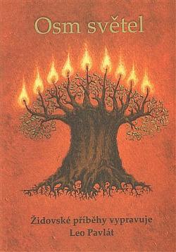 Osm světel obálka knihy