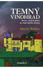 Temný vinohrad obálka knihy