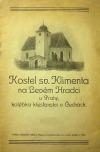 Kostel sv. Klimenta na Levém Hradci u Prahy - kolébka křesťanství v Čechách