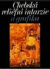 Chebská reliéfní intarzie a grafika obálka knihy