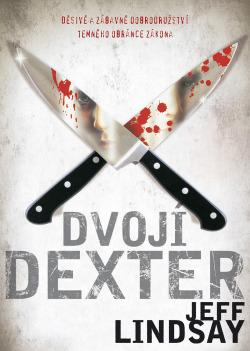 Dvojí Dexter obálka knihy