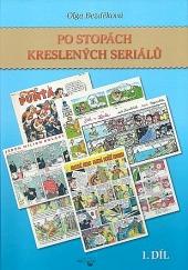 Po stopách kreslených seriálů – 1.díl obálka knihy