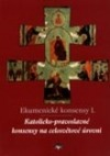 Ekumenické konsensy I.