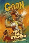 Goon #1: Nic než utrpení obálka knihy