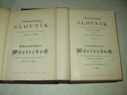 Českoněmecký slovník A-ožžený obálka knihy