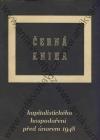 Černá kniha kapitalistického hospodaření před rokem 1948