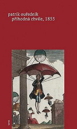 Příhodná chvíle, 1855 obálka knihy