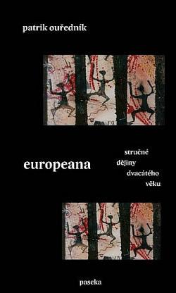 Europeana: Stručné dějiny dvacátého věku obálka knihy