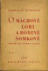 O Máchově Lori a rodině Šomkově