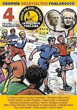 Sborník nezávislých foglarovců 4 obálka knihy