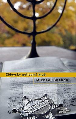Židovský policejní klub obálka knihy
