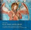 Ecce panis angelorum obálka knihy