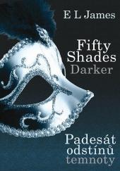 Padesát odstínů temnoty obálka knihy