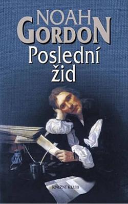 Poslední žid obálka knihy