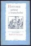 Historie utěšené a kratochvilné obálka knihy