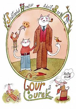 Cour a Courek obálka knihy