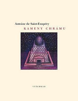 Kameny chrámu obálka knihy