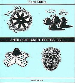 Antilogie aneb Protisloví obálka knihy