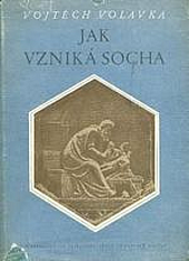 Jak vzniká socha obálka knihy
