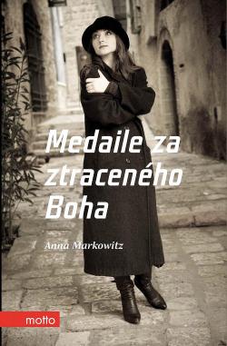 Medaile za ztraceného Boha obálka knihy