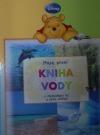 Moje první kniha vody obálka knihy