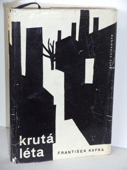 Krutá léta obálka knihy
