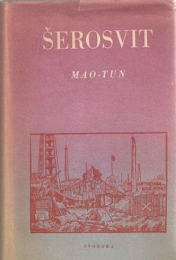 Šerosvit obálka knihy