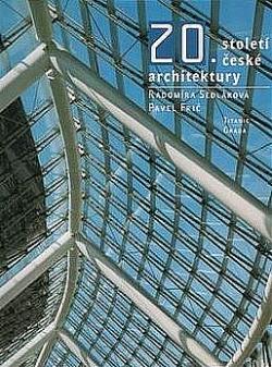 20. století české architektury obálka knihy