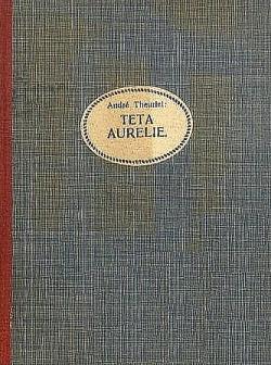 Teta Aurelie obálka knihy