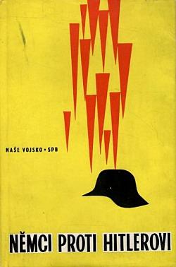 Němci proti Hitlerovi obálka knihy