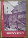 Svědectví Kounicových kolejí obálka knihy