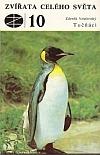 Tučňáci obálka knihy