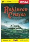 Robinson Crusoe (dvojjazyčná kniha)