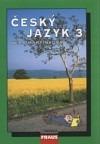 Český jazyk 3 obálka knihy