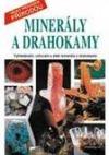 Velký průvodce přírodou - Minerály a drahokamy obálka knihy