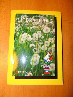 Literatura 2 obálka knihy