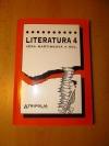 Literatura 4 obálka knihy