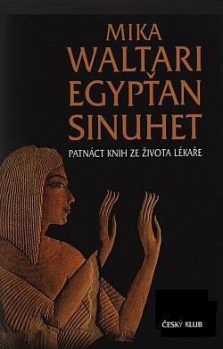 Egypťan Sinuhet obálka knihy