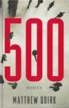 500 obálka knihy