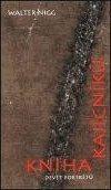 Kniha kajícníků obálka knihy