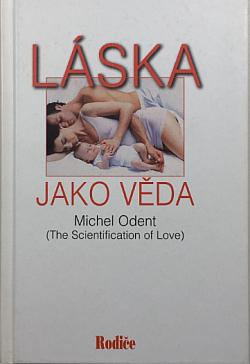 Láska jako věda obálka knihy