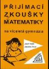 Přijímací zkoušky z matematiky na víceletá gymnázia
