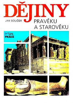 Dějiny pravěku a starověku obálka knihy