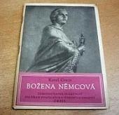 Božena Němcová obálka knihy