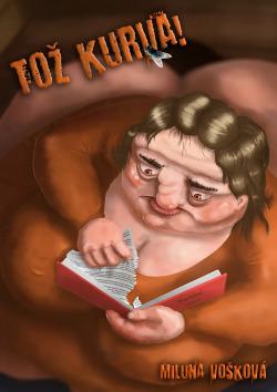 Tož kurva! obálka knihy